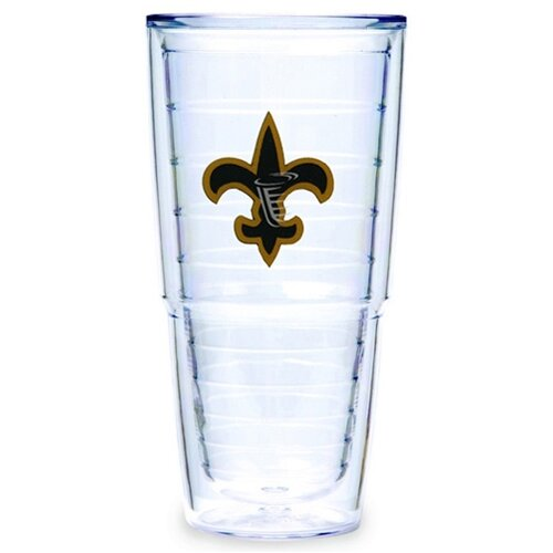 Tervis Tumbler Holiday and Celebration Fleur De Lis 24 oz. Big-T Insulated Tumbler