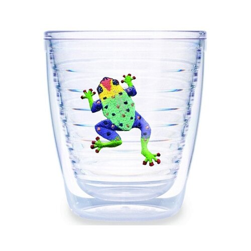 Tervis Tumbler Tropical and Coastal Frog 12 oz. Insulated Tumbler