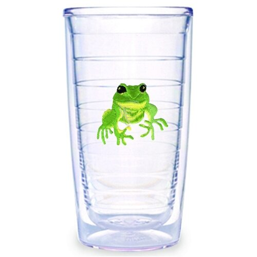 Tervis Tumbler Animals and Wildlife Frog Treefrog 16 oz. Insulated Tumbler