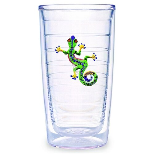 Tervis Tumbler Tropical and Coastal Gecko 16 oz. Insulated Tumbler