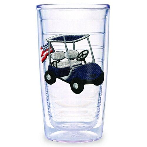 Tervis Tumbler Sport and Activities Golf Cart 10 oz. Jr-T Insulated Tumbler