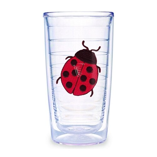 Garden Splendor Lady Bug 10 oz. Jr-T Insulated Tumbler