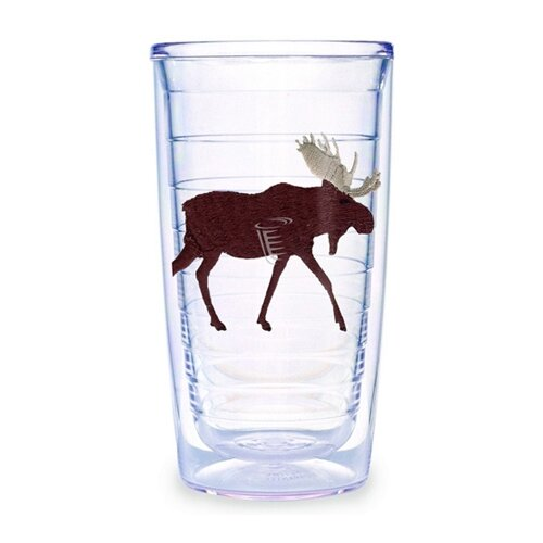 Tervis Tumbler Animals and Wildlife Moose 10 oz. Jr-T Insulated Tumbler