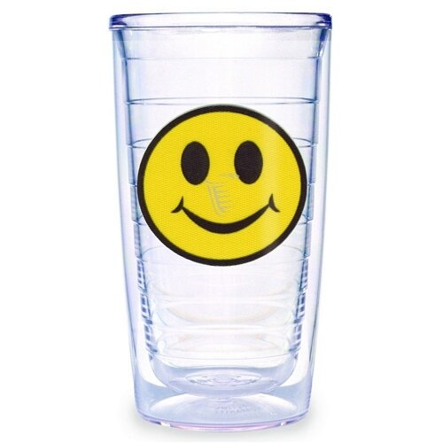Tervis Tumbler Just for Fun Smiley Face 10 oz. Jr-T Insulated Tumbler