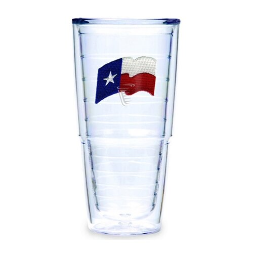 Tervis Tumbler Regional Flair Texas Flag 24 oz. Insulated Tumbler