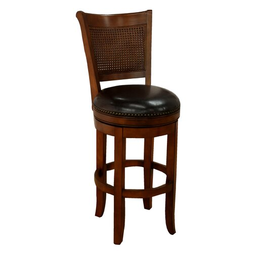 "American Heritage Barletto 30"" Swivel Bar Stool"