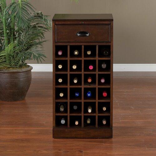 American Heritage Natalia Center 24 Bottle Wine Bar