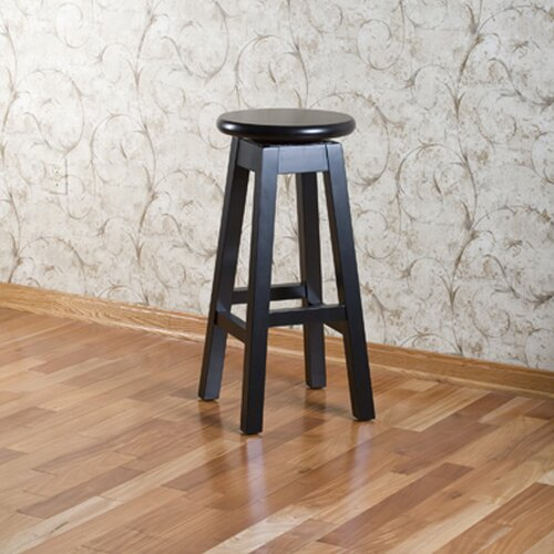 "American Heritage Taylor 24"" Swivel Bar Stool"