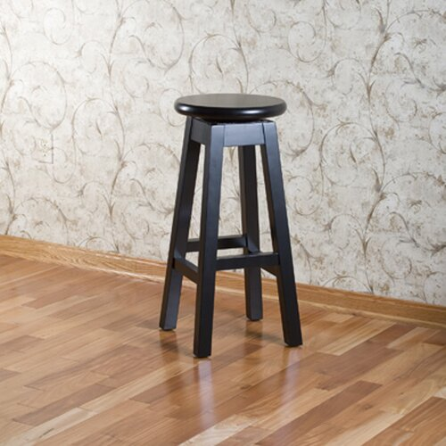 "American Heritage 30"" Swivel Bar Stool"