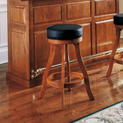"American Heritage Calistoga 30"" Bar Stool with Cushion"