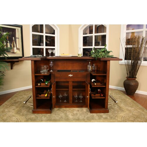 American Heritage Augusta Home Bar