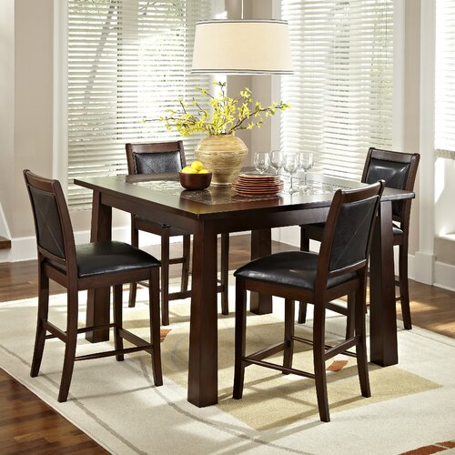 American Heritage Granita Counter Height Dining Table