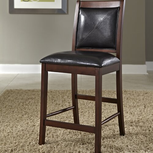 American Heritage Devera Bar Stool with Cushion