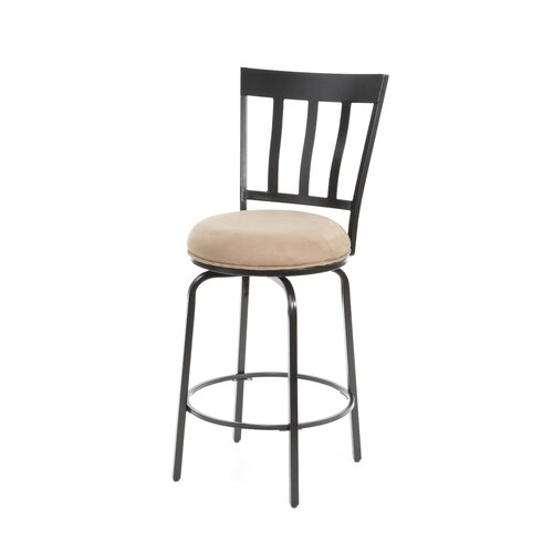 "American Heritage Skyline 26"" Swivel Bar Stool"