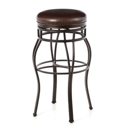 "American Heritage Bella 34"" Swivel Bar Stool"