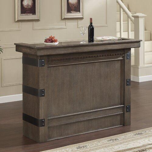 American Heritage Home Bars: American Heritage Armono Home Bar & Reviews