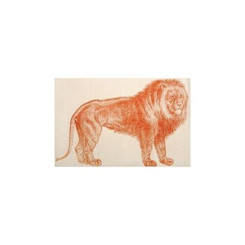 Thomas Paul Lion Bath Mat