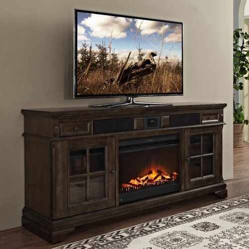 Turnkey LLC Chelsea 66quot TV Console with Surround Sound and  : Turnkey Products LLC San Andorra 66 TV Stand with Electric Fireplace ST SAN K FAC66 from www.wayfair.com size 500 x 500 jpeg 75kB