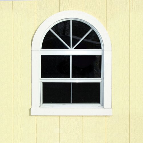 Handy home wayfair for Round top window