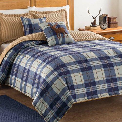 Ellery homestyles studio hudson corduroy comforter set reviews wayfair - Corduroy bedspreads ...