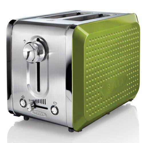 Bella Dots 2-Slice Toaster