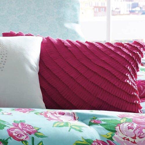 Pink Pleated Bedding Wayfair