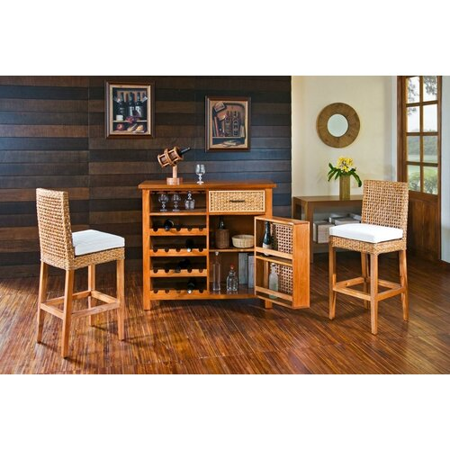 Pegasus Wine Bar Set