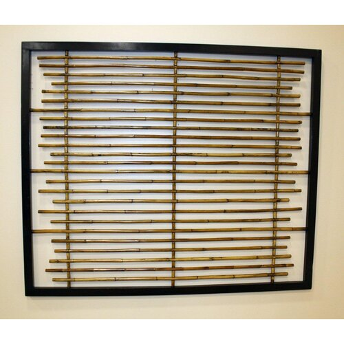 Hospitality Rattan Hanging Large Wall Décor
