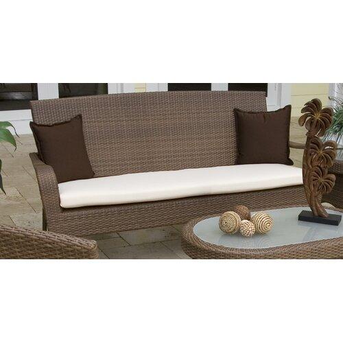 Hospitality Rattan Grenada Patio Sofa