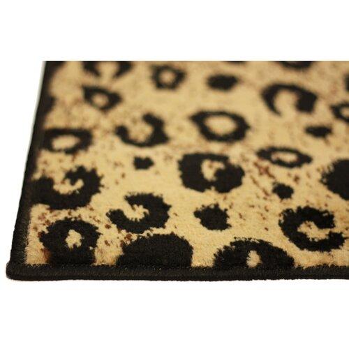 Animal Print Rug Wayfair: Well Woven 3 Piece Breathless Leopard Animal Print Area