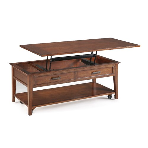 Magnussen Furniture Harbor Bay Coffee Table with Lift-Top