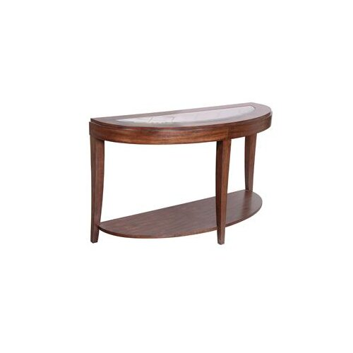 Keaton Demilune Console Table