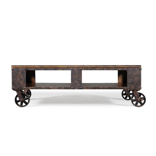 Magnussen Pinebrook Coffee Table & Reviews