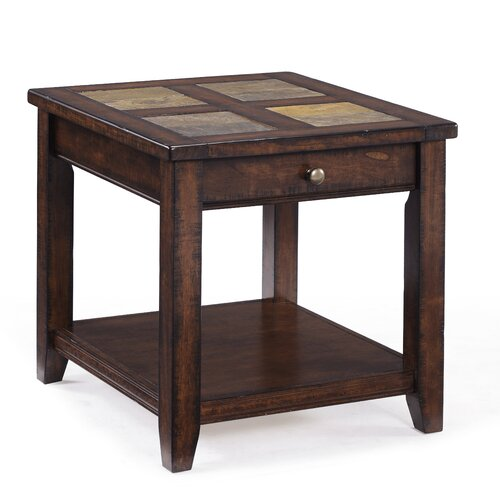 Magnussen Furniture Allister End Table