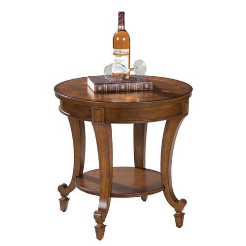 Magnussen aidan end table reviews wayfair Woodbridge home designs avalon coffee table