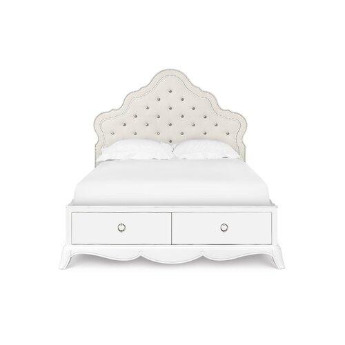 Magnussen Furniture Gabrielle Island Storage Bed