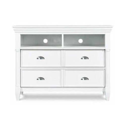 Kasey 4 Drawer Media Dresser