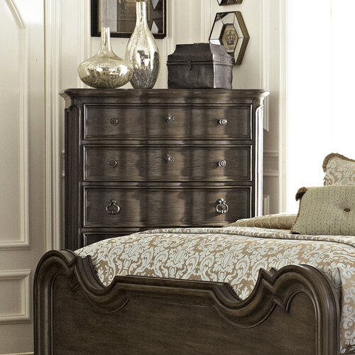 Broughton Hall 5 Drawer Chest