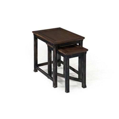 Clanton 2 Piece Nesting Tables