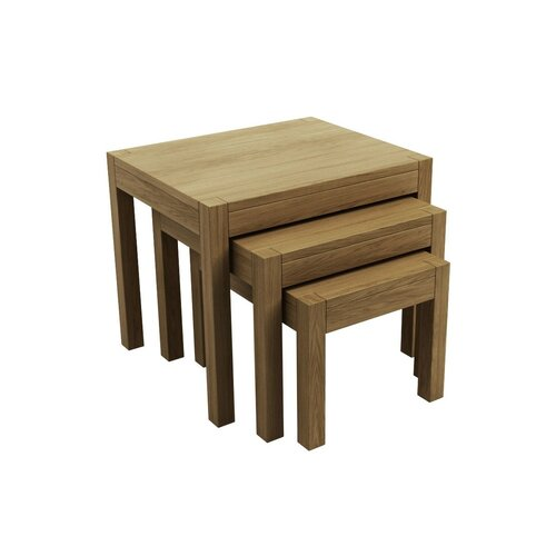 Homestead Living Simplicity 3 Piece Nest of Tables