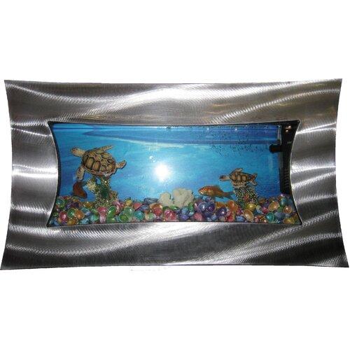 Concave Aquarium Tank