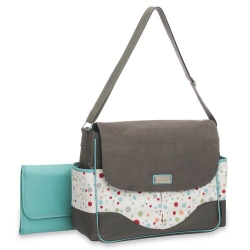 Graco Tinker Messenger Diaper Bag