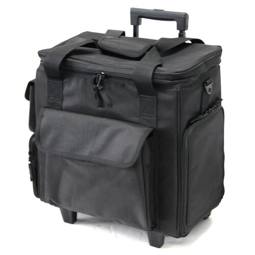 TZ Case Soft Shell Beauty Case with Wheels