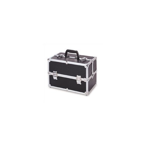TZ Case Pro Case with 4 Extendable Trays, Dividers & 6 Bottom Compartments