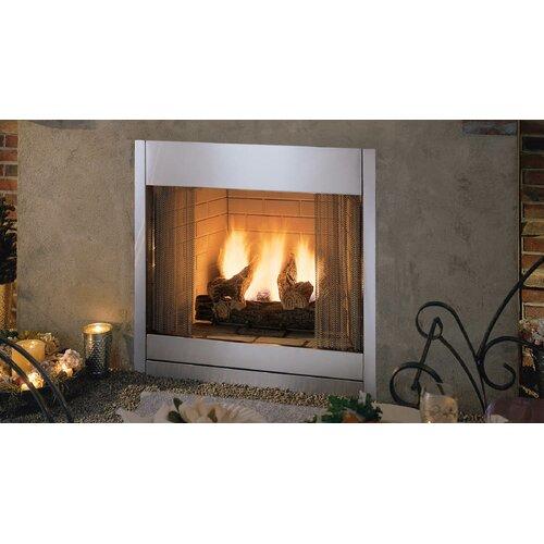 Outdoor Propane Fireplace Wayfair