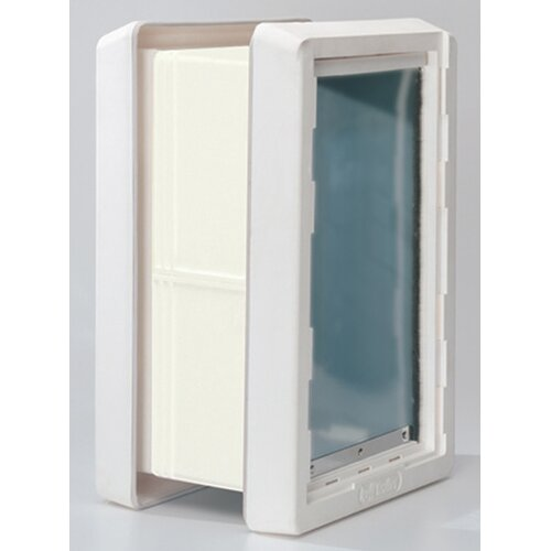 Perfect Pet by Ideal Small All Weather Pet Door Wall Kit