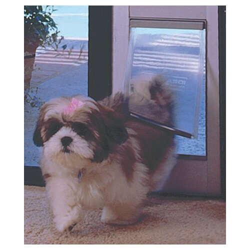 Perfect Pet by Ideal Small Tall Patio Pet Door