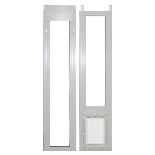 Perfect Pet by Ideal Small Modular Patio Panel Pet Door