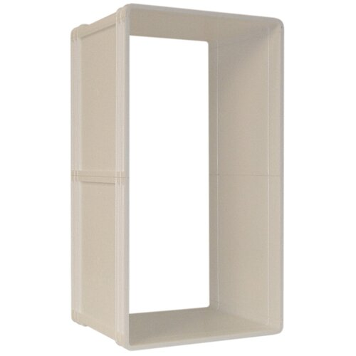 Perfect Pet by Ideal Medium All Weather Pet Door Wall Kit
