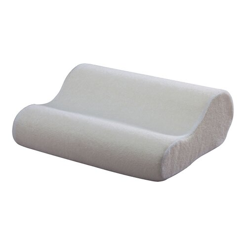 Memory Foam Mini Contoured Travel Pillow